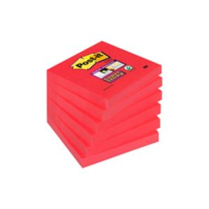 Post-it SS-Notes 76x76 Poppy Red