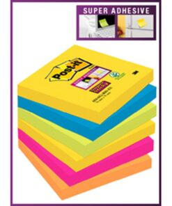 Post-it SS-Notes 76x76 Rio (6)