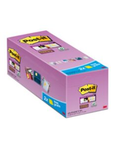 Post-it SS-Notes 76x76 V-pack gul (16)