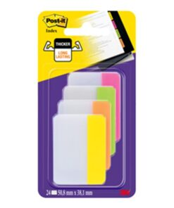 Post-it Indexfaner 50