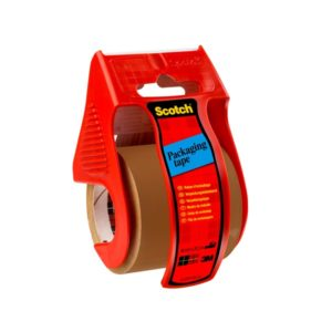 Emballagetape Easy Start 48mmx20m brun