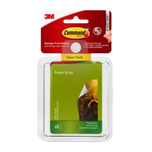 Command Poster Strips Value Pack 17024-VP