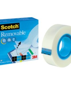 Tape Scotch Magic flytbar 19mmx33m