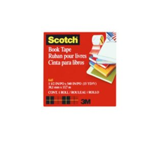 Scotch bogtape 38mmx14m transparent