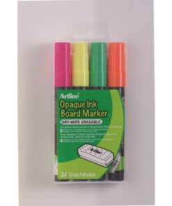 Board Marker Artline Opaque 2mm 4/set
