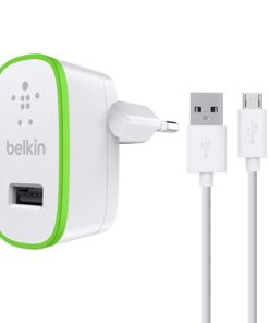 Universal Wall Charger w/Micro USB Cable 2.1A