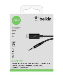 USB-C to 3.5 mm Audio Cable