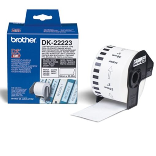 Brother labels 50mmx30