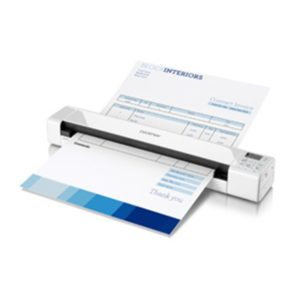DS-820W Mobile Colour Scanner