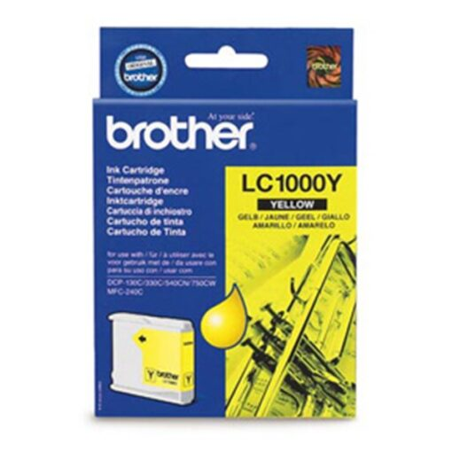 LC1000Y ink cartridge yellow