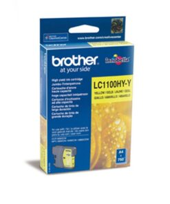 LC1100Y ink cartridge HC yellow