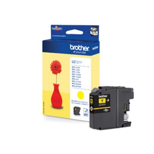 LC121Y ink cartridge yellow