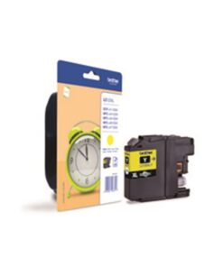 LC125XLY ink cartridge yellow