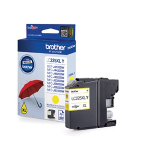 LC225XLY ink cartridge yellow