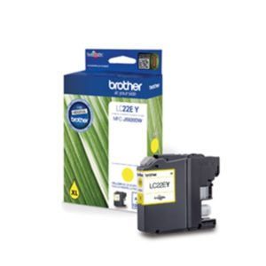 MFC-J5920DW yellow toner 1.2K