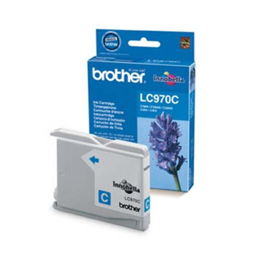 LC970C ink cartridge cyan 350 pages