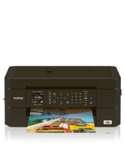 MFC-J491DW Compact wireless A4 Inkjet printer
