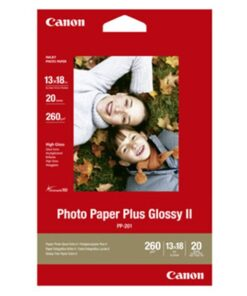 13x18 PP-201 Photo Paper Plus II 275g (20)