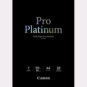 A4 Photo Paper Pro Platinum 300g (20)