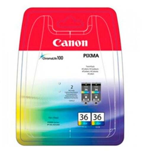 CLI-36 color ink tank twin-pack