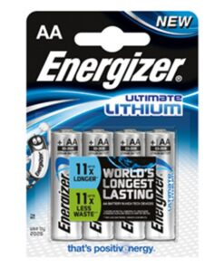 Energizer Ultimate Lithium AA (4-pack)