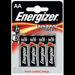 Energizer Power AA/LR6 (4-pack)