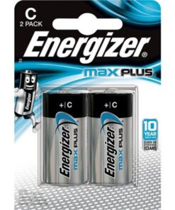 Energizer Max Plus C/E93 (2-pack)