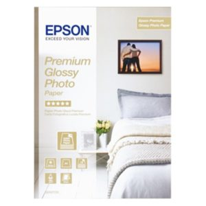 A4 Premium Glossy Photo Paper255 g (30) - gold