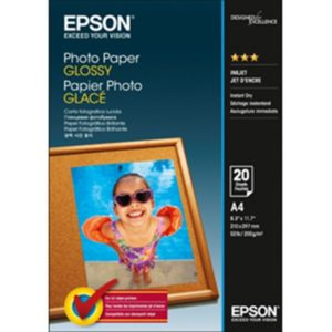 A4 Photo Paper Glossy 20 sheet
