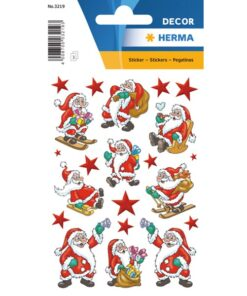 Herma stickers Decor julemand (3)