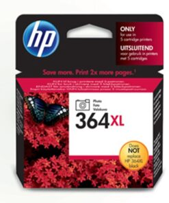 No364 XL photo black ink cartridge
