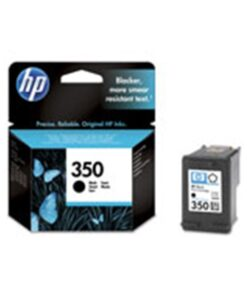No350 black ink cartridge