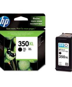 No350 XL black ink cartridge