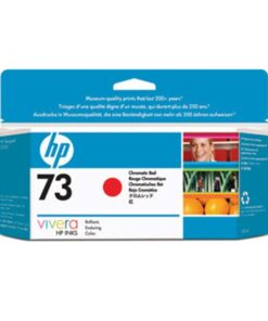 No73 chromatic red ink cartridge 130ml