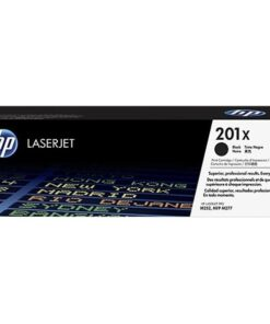 Color LaserJet 201X black toner dualpack