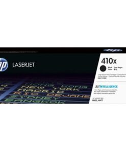 Color LaserJet 410X black toner dualpack