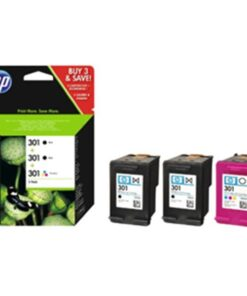 No301 Combo pack ink black (2) color (1)