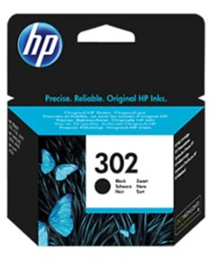 No302 black ink cartridge