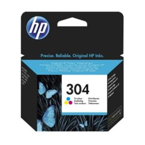 No304 colour ink cartridge blistered