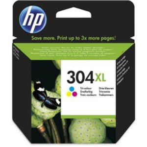 No304XL colour ink cartridge blistered