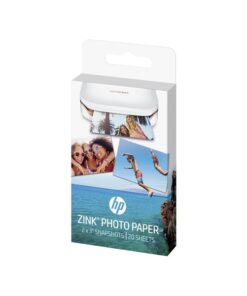 HP ZINK Sticky-Backed Photo Paper 50x76mm (20)