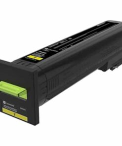 CX820/CX860 yellow toner 8k (Corporate)