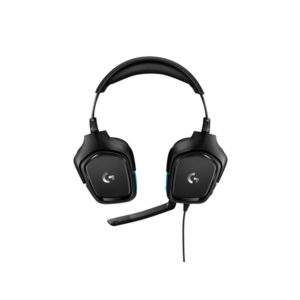 G432 Gaming Headset Leatherette