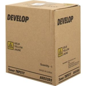 Develop INEO 3110 toner yellow 5K