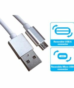 MicroUSB Cable Reversible