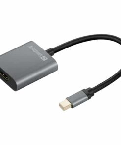 Adapter MiniDP1.4>HDMI2.0 4K60