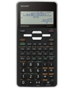 Sharp scientific calculator EL-W531TH