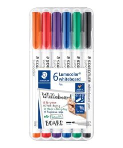 WB Marker Lumocolor rund 1mm ass (6)