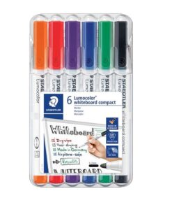 WB Marker Lumocolor Compact ass (6)