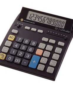 TA J1210 Solar desktop calculator